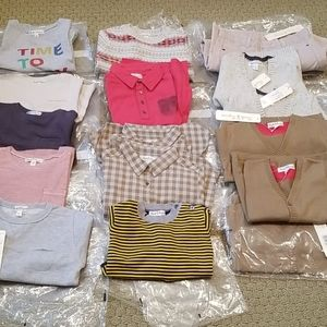 New with tags lot of 17 pieces of size 3T